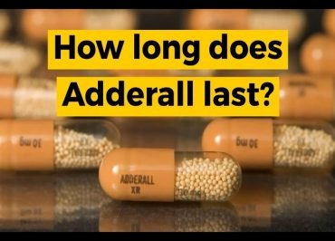 Adderall and Adderall XR