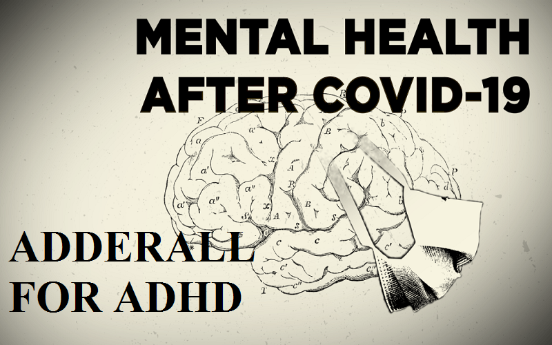Adderall online to cure ADHD