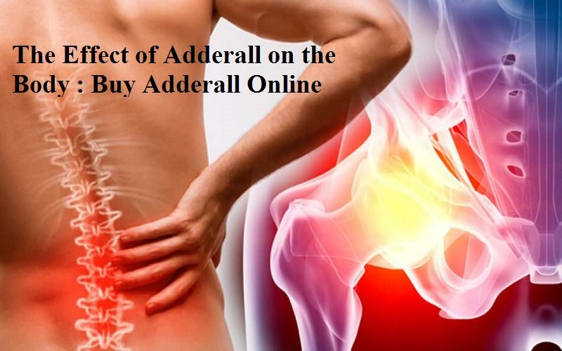 effects of adderall