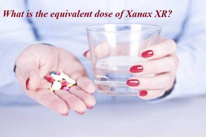 Xanax XR medicine