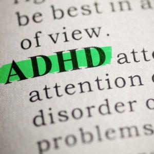 Adderall ADHD medication